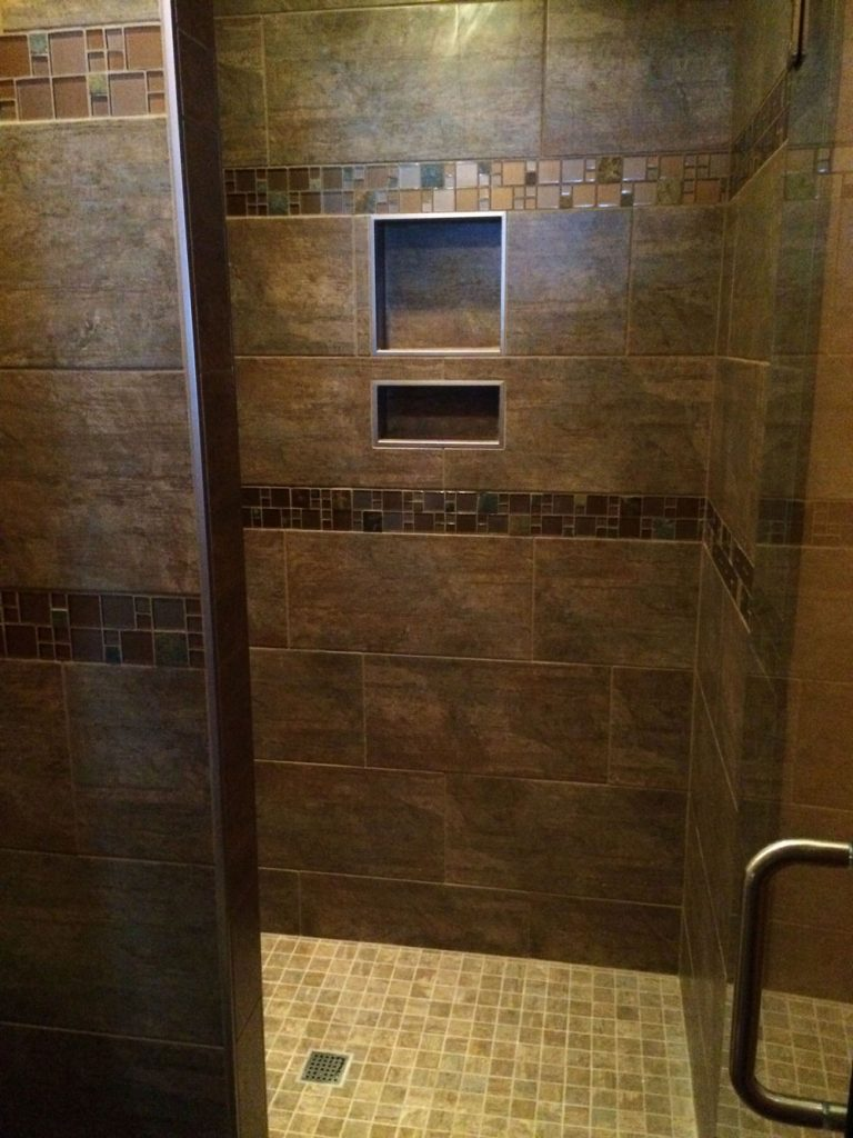 05 – Tile – Shower
