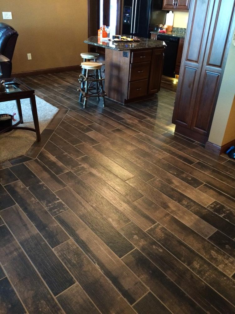 01 – Tile Floor