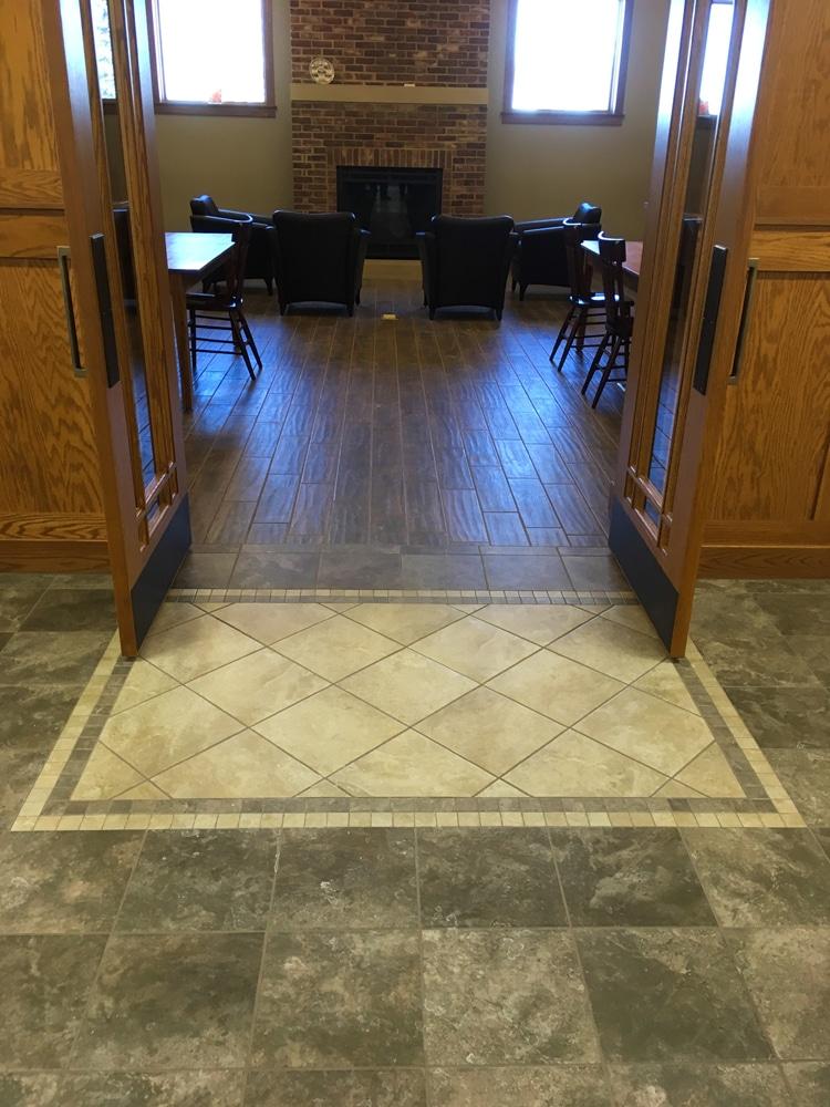 02 – Tile Floor