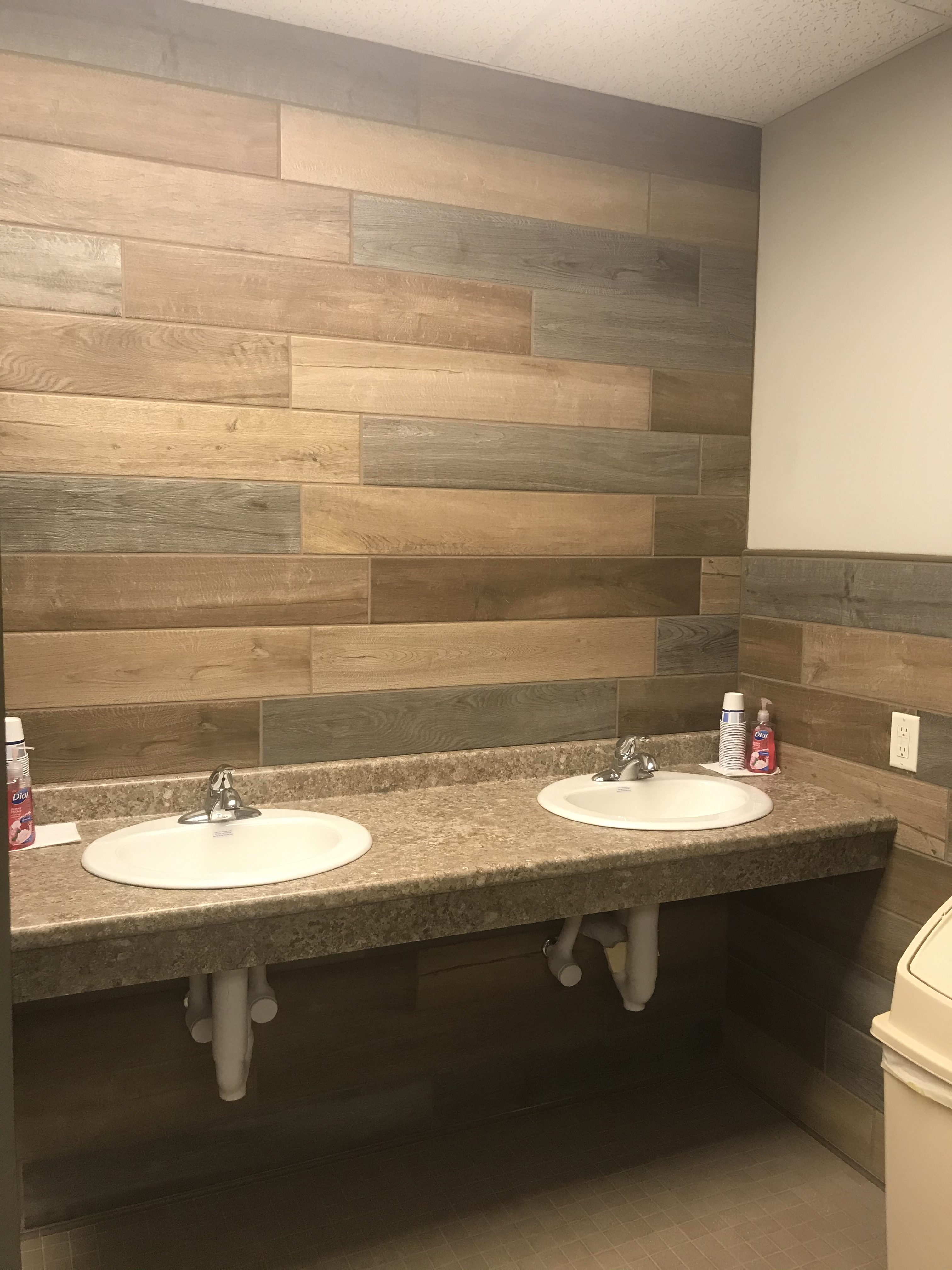Holton town hall bathrooms 1